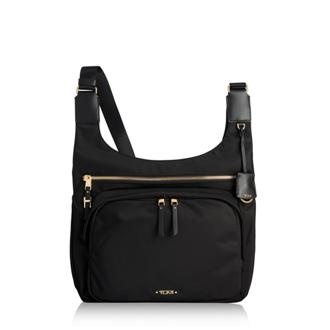 SIAM CROSSBODY Black - medium | Tumi Thailand