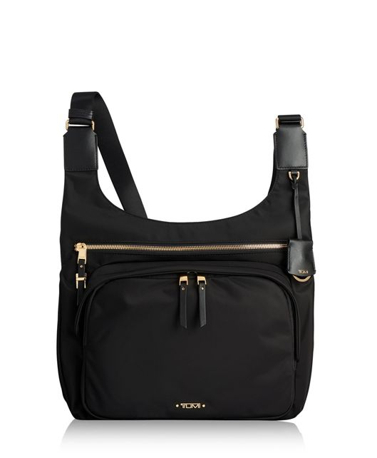SIAM CROSSBODY Black - large | Tumi Thailand