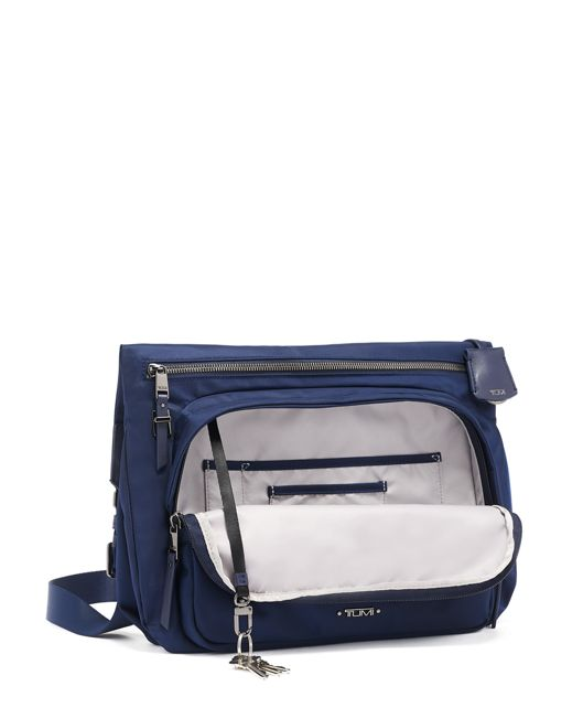 SIAM CROSSBODY MIDNIGHT - large | Tumi Thailand