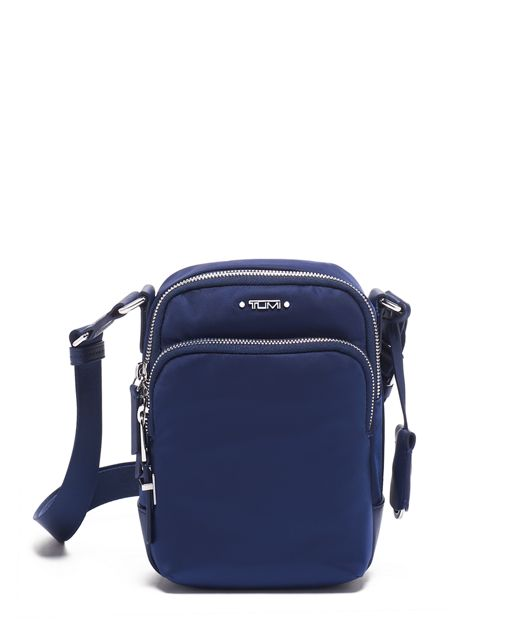 RUMA CROSSBODY Blue - large | Tumi Thailand
