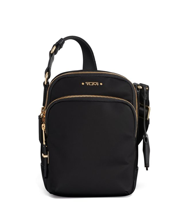 Ruma Crossbody in Black