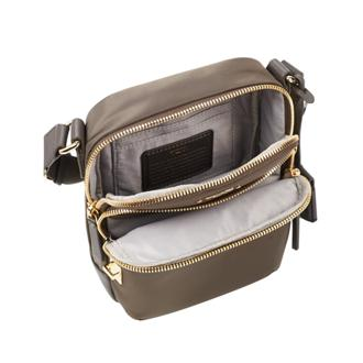 RUMA CROSSBODY Brown - medium | Tumi Thailand