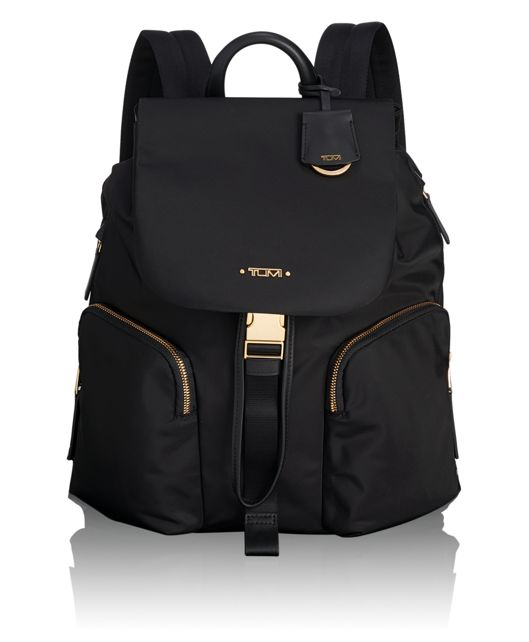 Rivas Backpack in Black