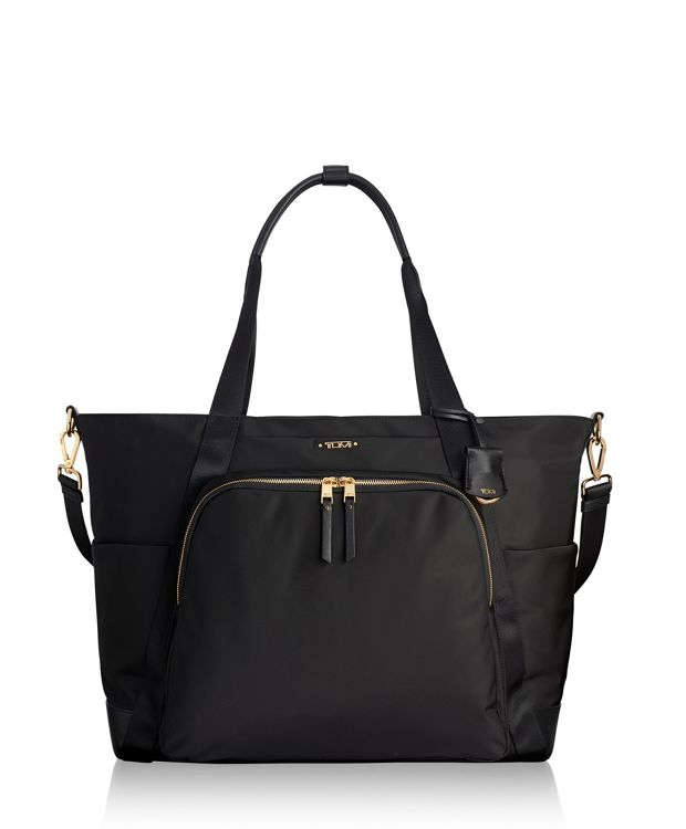 Madrid Duffel in Black