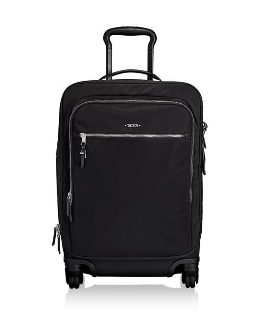 Tres Léger International Carry-On in Black/Silver