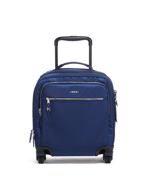 Osona Compact Carry-On in Ultramarine