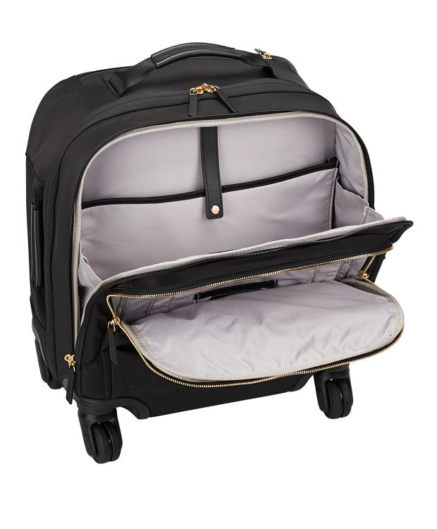 Black Osona Compact Carry-On