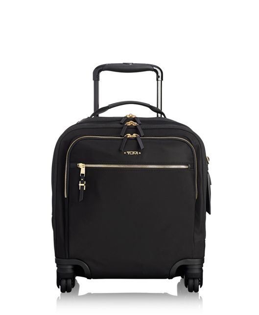 Osona Compact Carry-On in Black