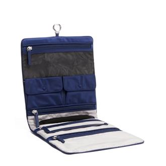 ENNIS JEWELRY TRAVEL ROLL Blue - medium | Tumi Thailand
