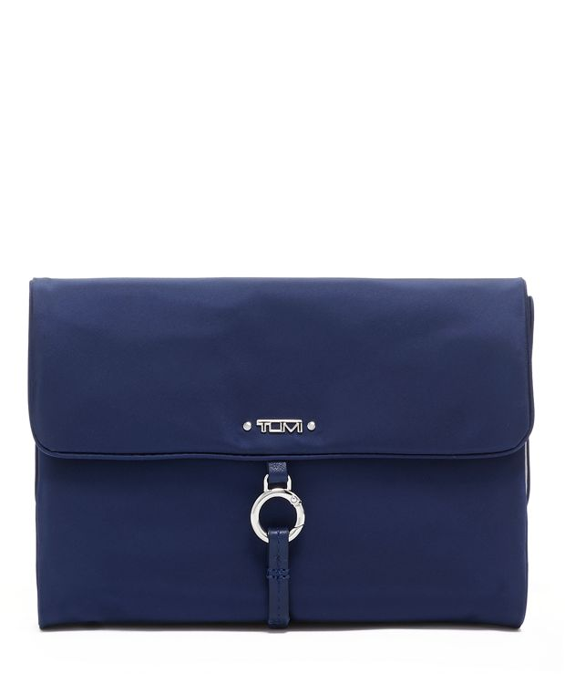 Ennis Jewelry Travel Roll in Ultramarine