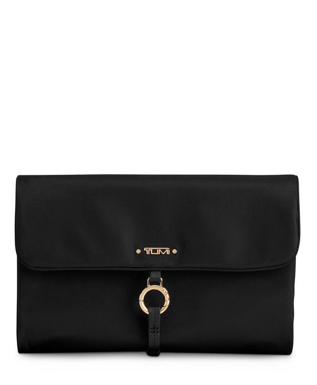Ennis Jewelry Travel Roll in Black
