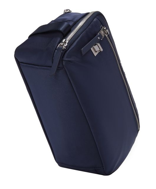 ERIE DOUBLE ZIP COSMETIC Blue - large   Tumi Thailand