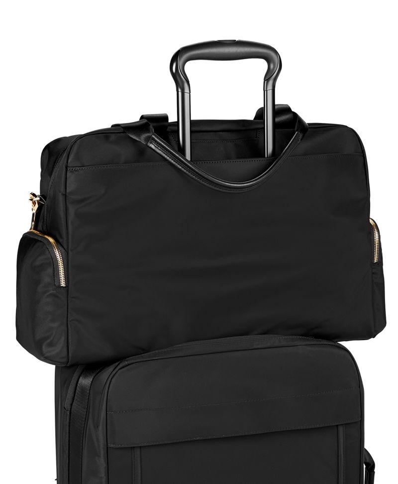 黑Colina手提旅行袋