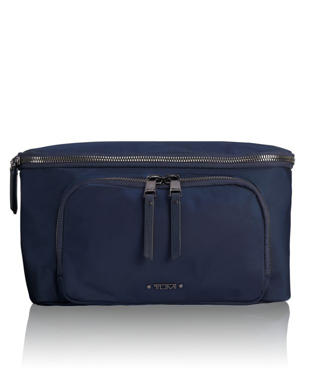 Mariel Hip Bag in Navy