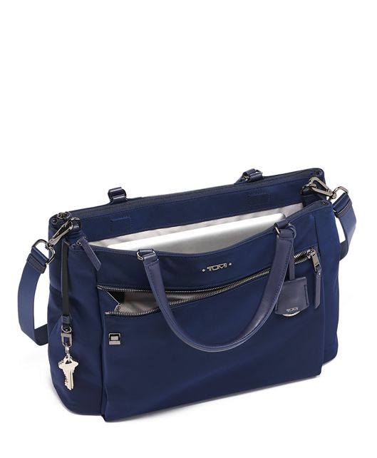 SHERYL SM BUSINESS TOTE MIDNIGHT - large | Tumi Thailand