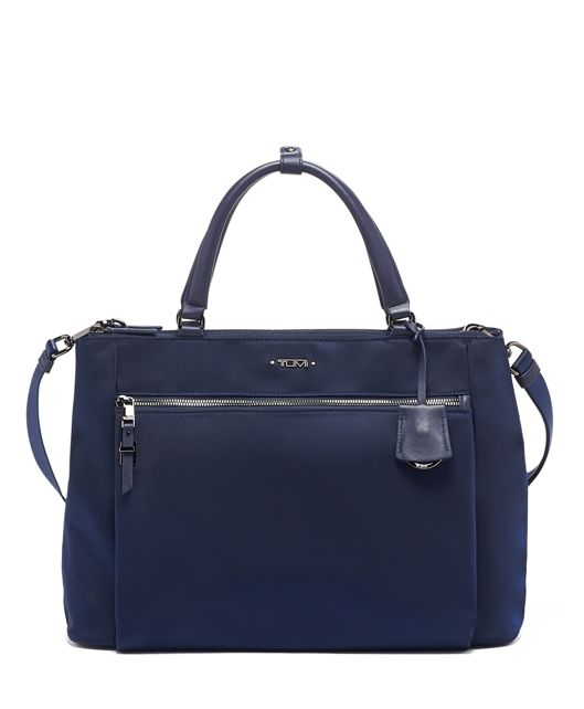 Small Sheryl Business Tote in Midnight