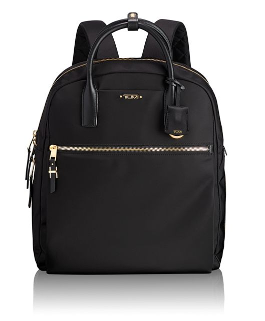 Aden Backpack in Black
