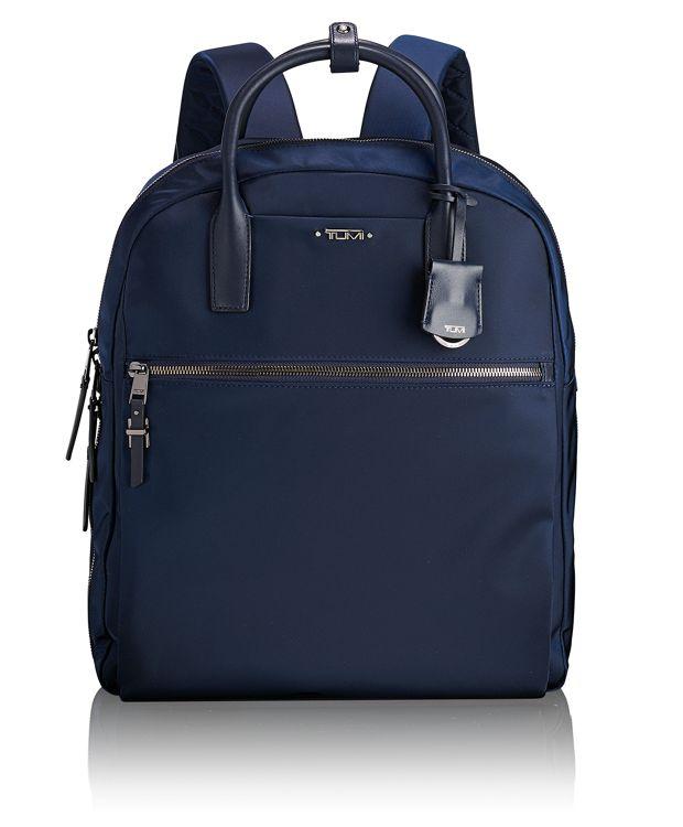 Aden Backpack in Navy