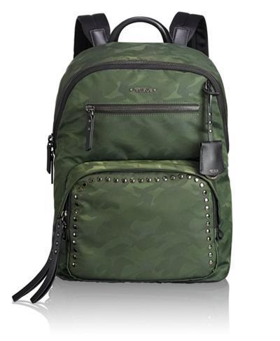 41323b6c4 Hagen Backpack - Voyageur - Tumi United States - Green Camo