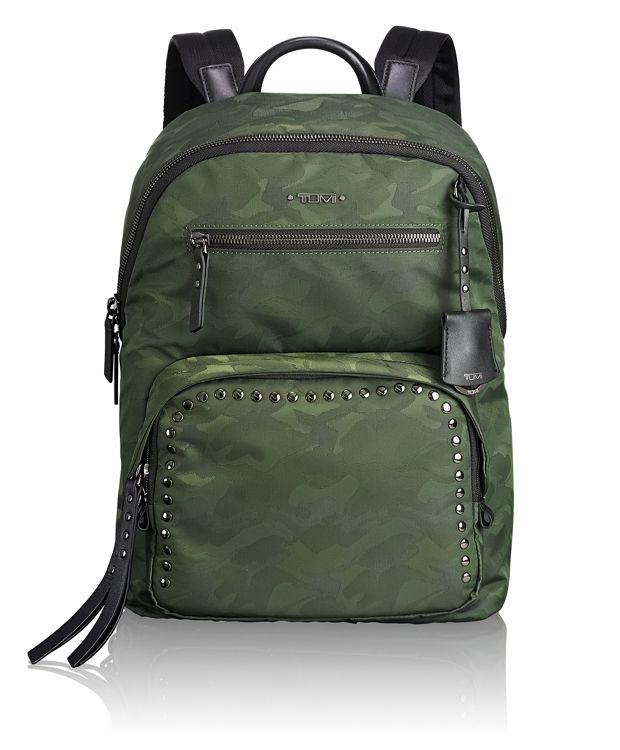 Hagen Backpack in Green Camo