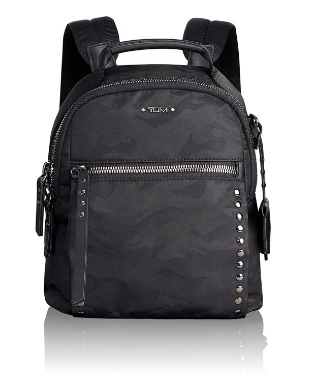 Witney Backpack in Black Camo