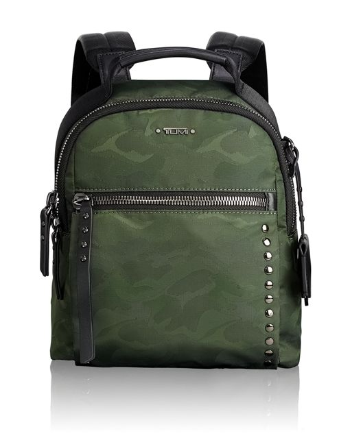 Witney Backpack in Green Camo