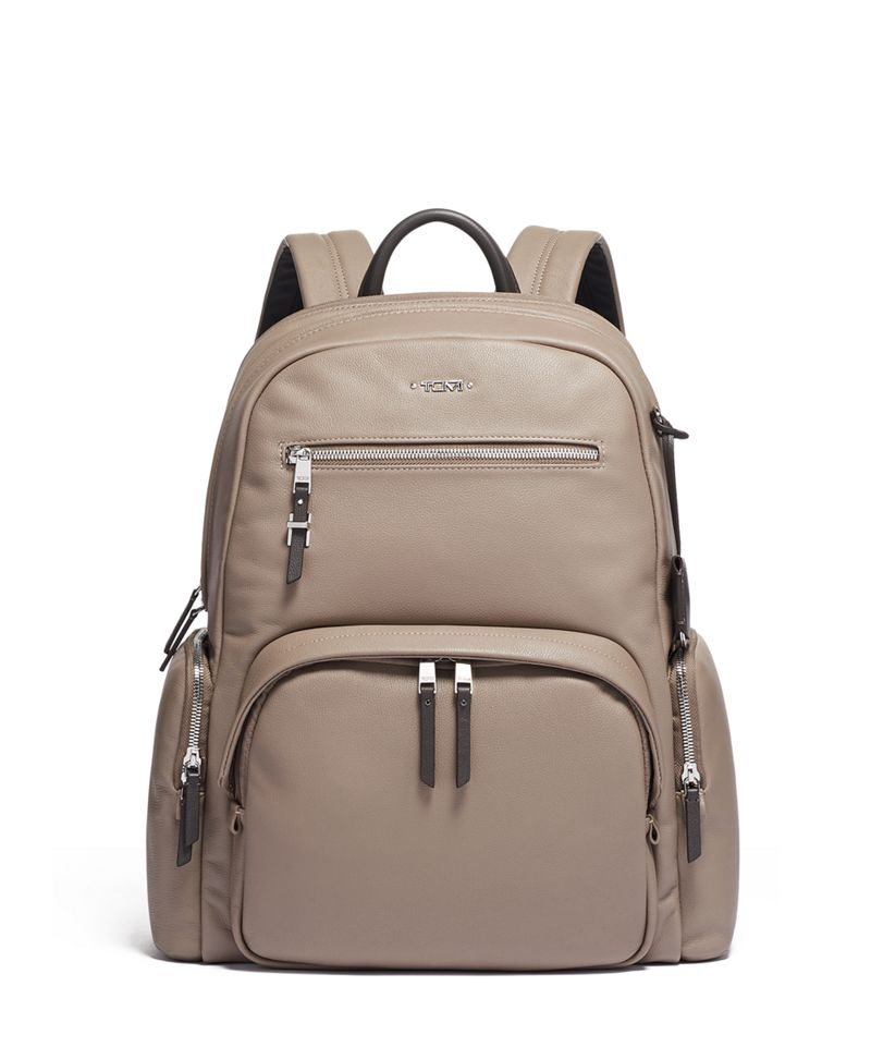 Carson Backpack Leather