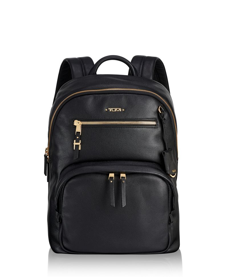 Hagen Backpack Leather