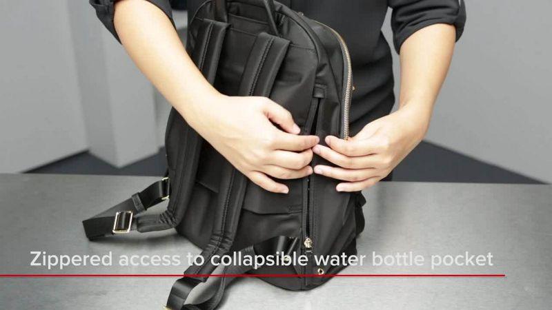 Hagen Leather Backpack