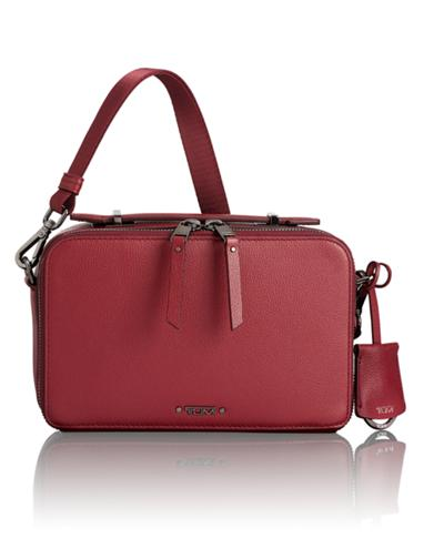5ece753aa Aberdeen Crossbody Leather - Voyageur - Tumi United States - Brick