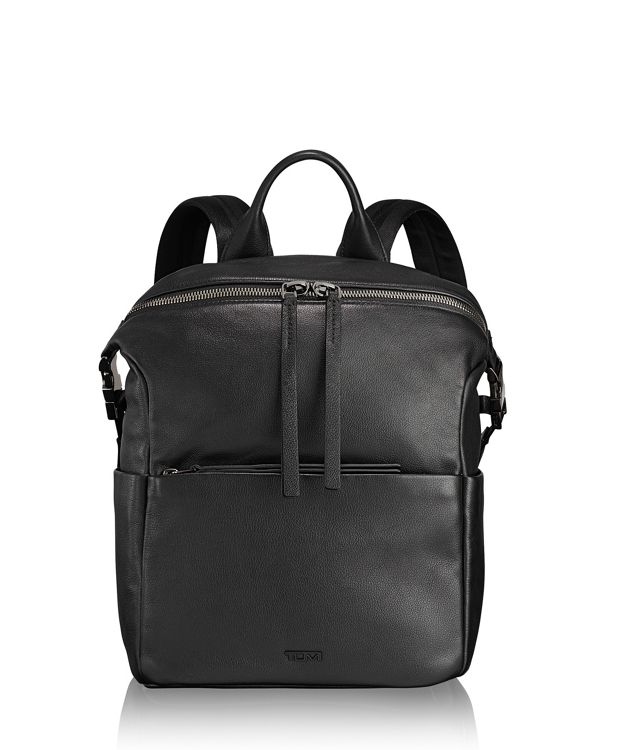 Pat Backpack in Black
