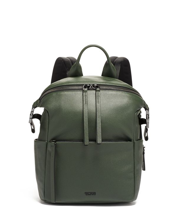 Pat Backpack in Olive