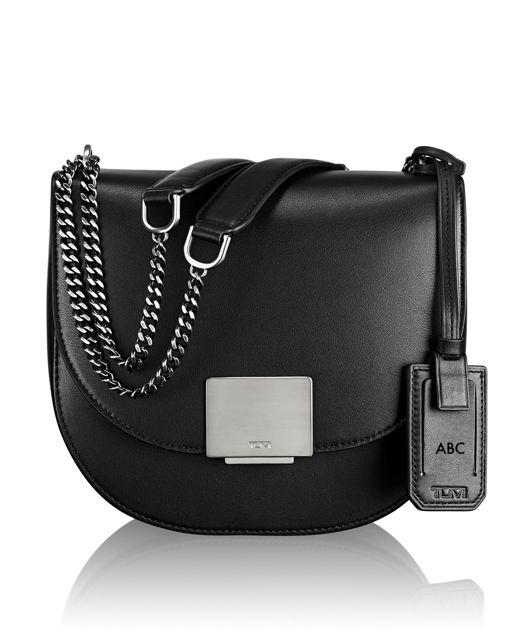 Bonnie Shield Bag in Black