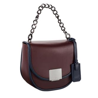 BONNIE SHIELD BAG Burgundy - medium | Tumi Thailand