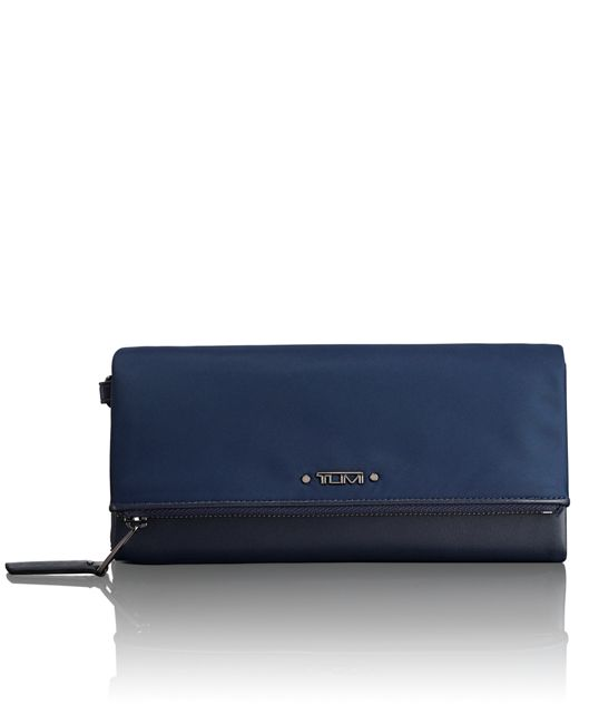 FLAP CONTINENTAL Navy - large | Tumi Thailand