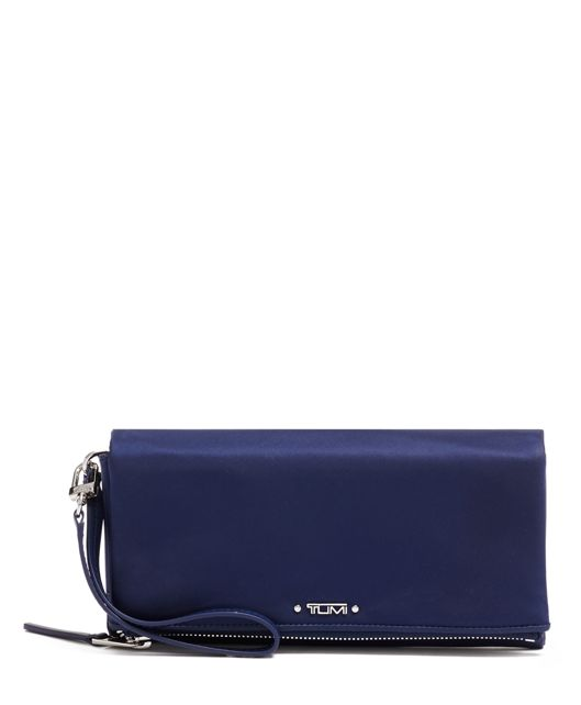 TRAVEL WALLET Blue - large | Tumi Thailand