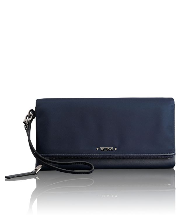 Travel Wallet in Navy