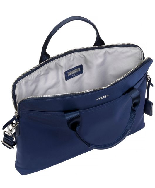 JOANNE LAPTOP CARRIER ULTRAMARINE - large | Tumi Thailand