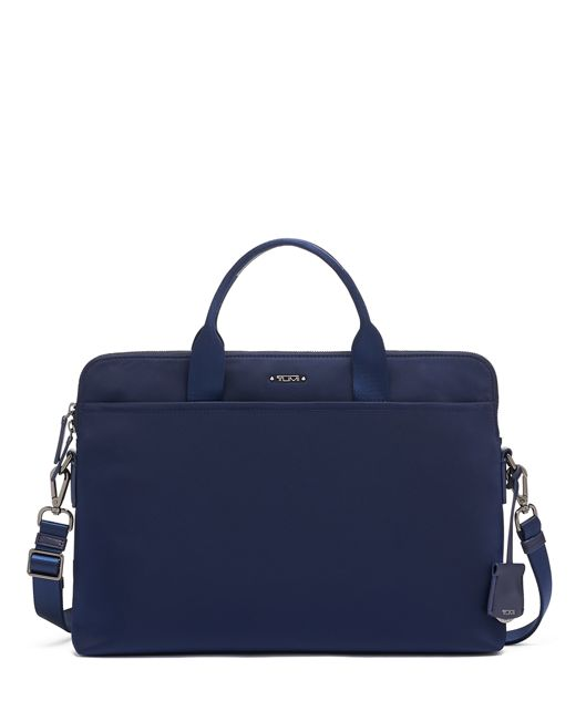 Joanne Laptop Carrier in Midnight