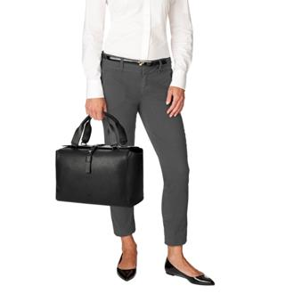 YVONNE CARRY-ALL Black - medium | Tumi Thailand