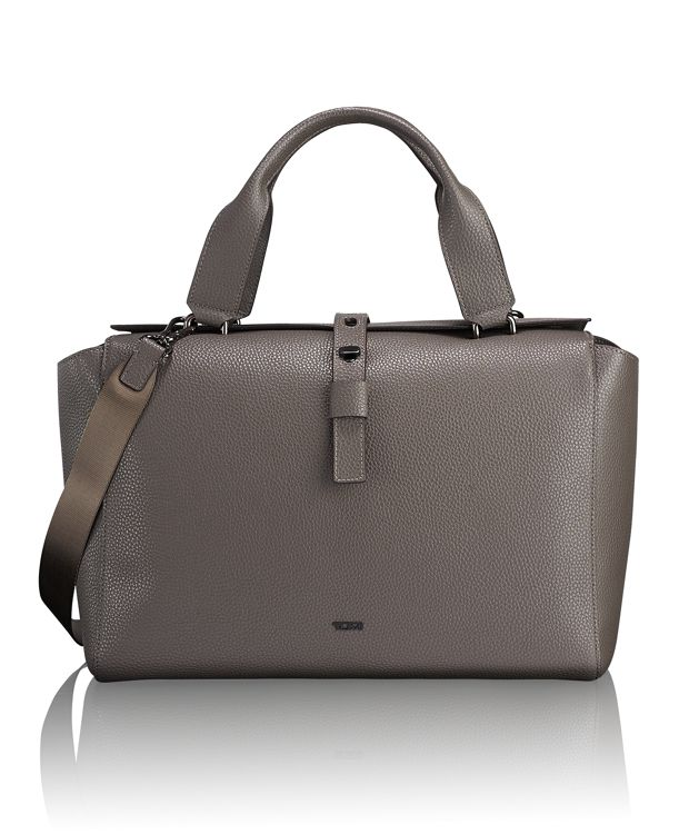 Yvonne Carry-All in Taupe