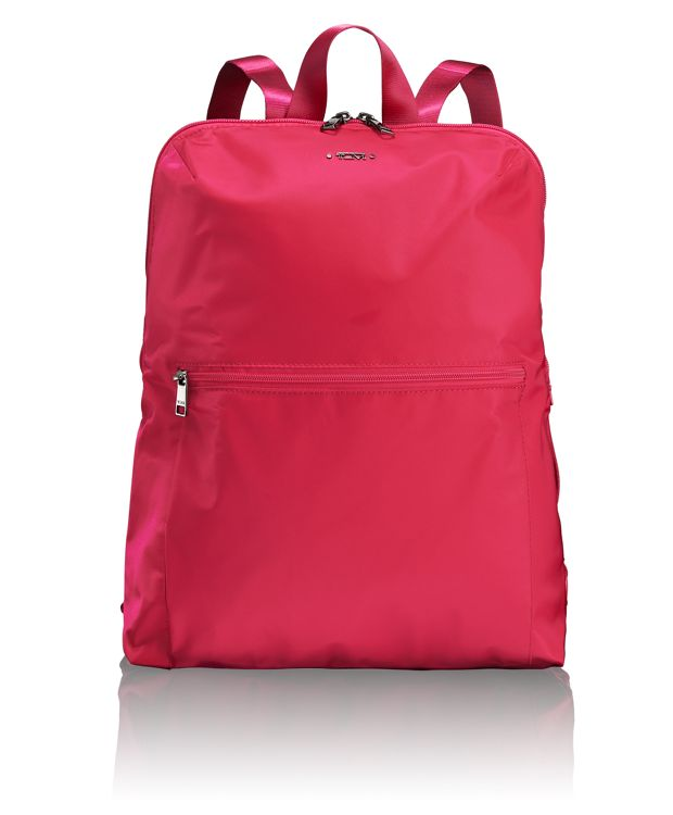 Just In Case® Backpack in Magenta