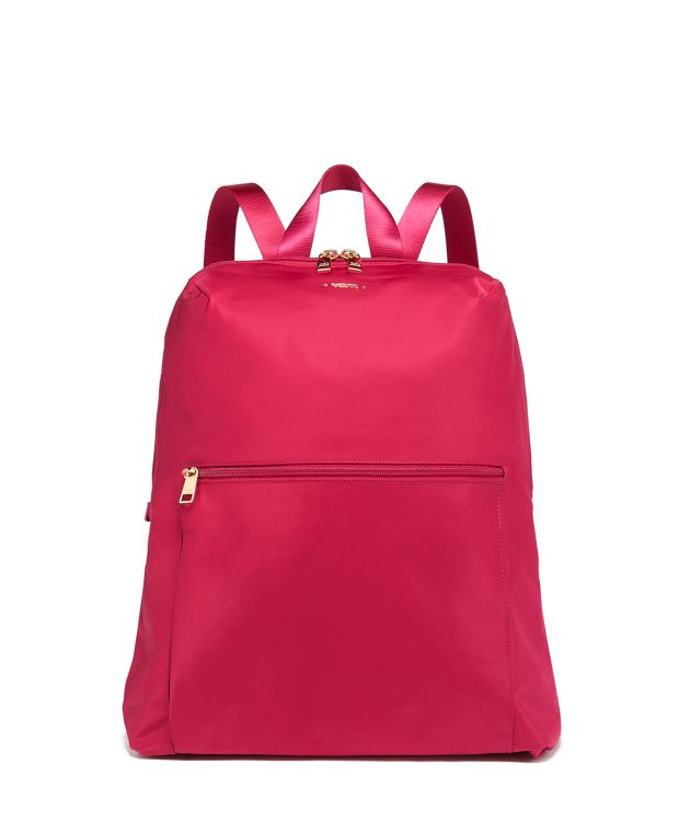 Just In Case® Backpack in Raspberry