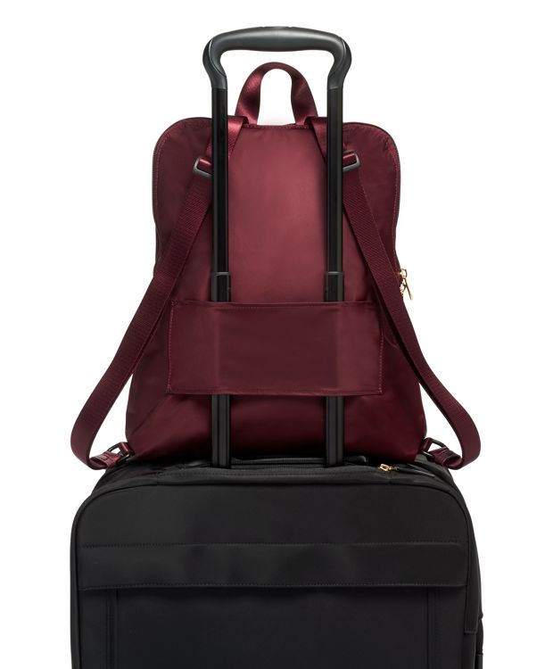 Cordovan Just In Case® Travel Backpack