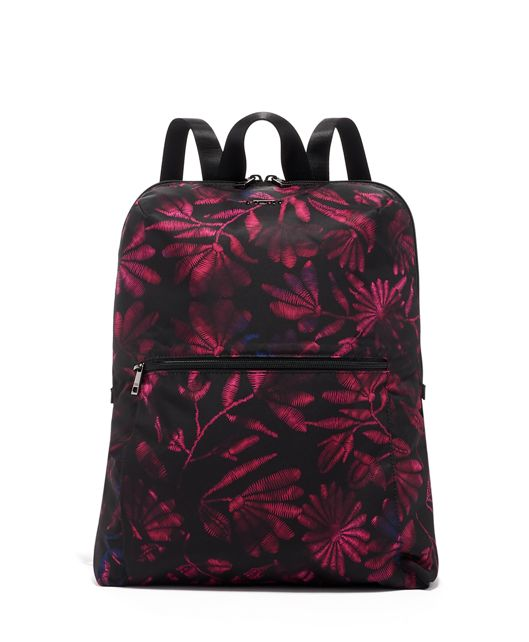 JUST IN CASE BACKPACK FLORAL TAP - large | Tumi Thailand