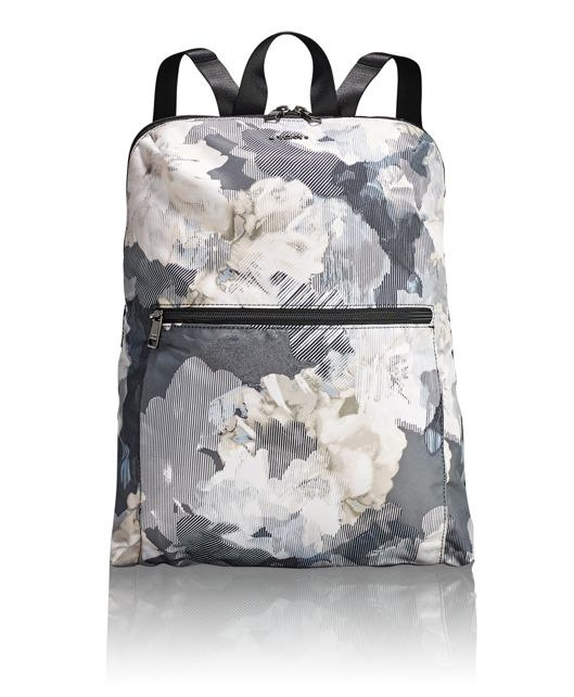 Just In Case® Travel Backpack in Camo Floral
