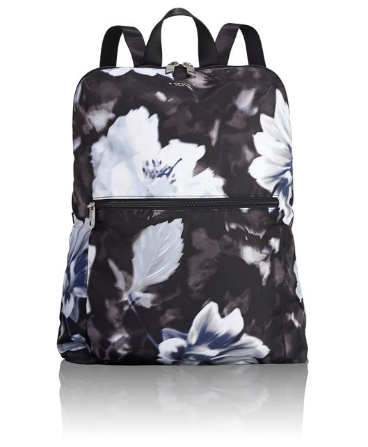 Just In Case® Backpack in Photo Floral