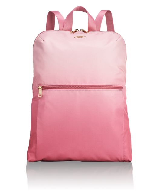 Just In Case® Backpack in Pink Ombre