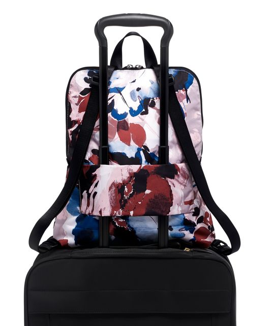 JUST IN CASE BACKPACK BLUSH FLOR - large | Tumi Thailand