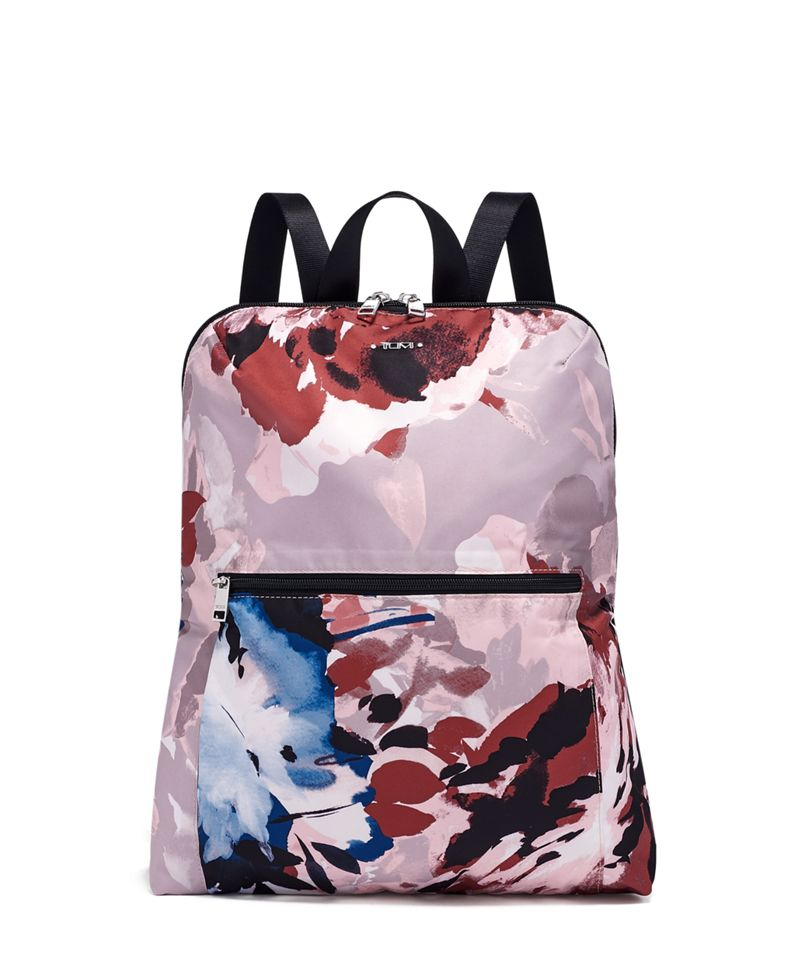 Blush  Floral Just In Case® Backpack